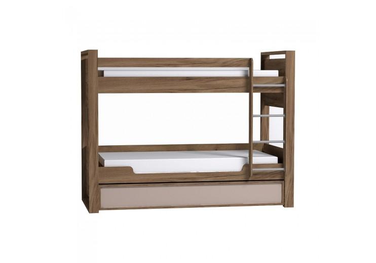 Кровать двухъярусная Nature
