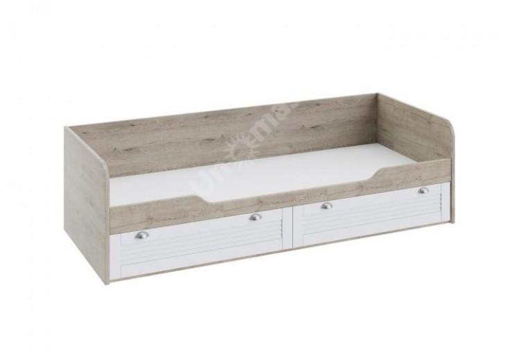 Кровать с 2 ящиками Ривьера ТД 241.12.01