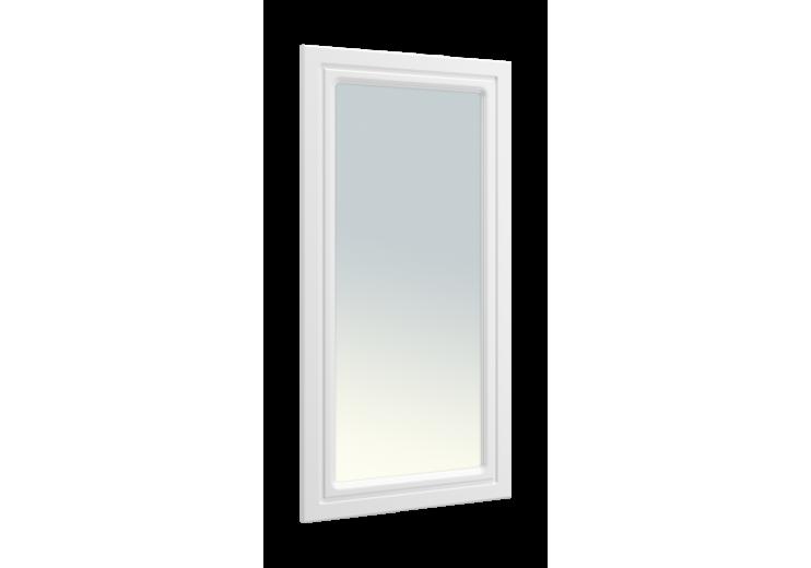 """Зеркало  """"Монблан"""" МБ-40 белое дерево"""